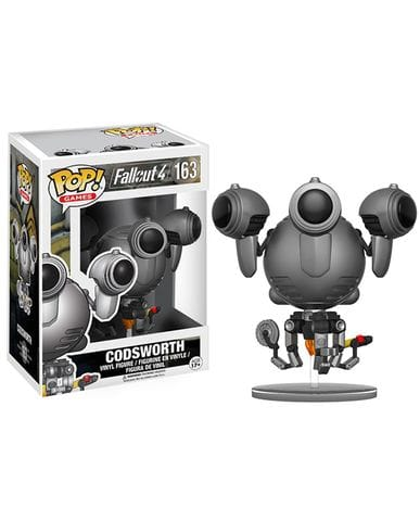 Фигурка Fallout 4 - Codsworth (Funko POP! Vinyl)