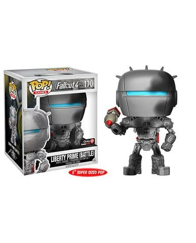 Фигурка Fallout 4 - Battle Damaged Liberty Prime (Funko POP! Vinyl) [Exclusive]
