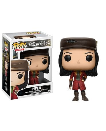 Фигурка Fallout 4 – Piper (Funko POP!)