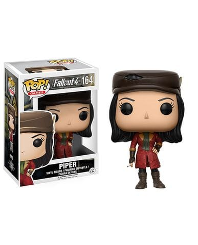 Фигурка Fallout 4 - Piper (Funko POP!)