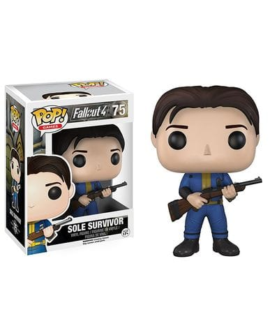 Фигурка Fallout 4 - Sole Survivor (Funko POP! Vinyl)