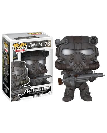Фигурка Fallout 4 - T-60 Power Armor (POP! Vinyl)