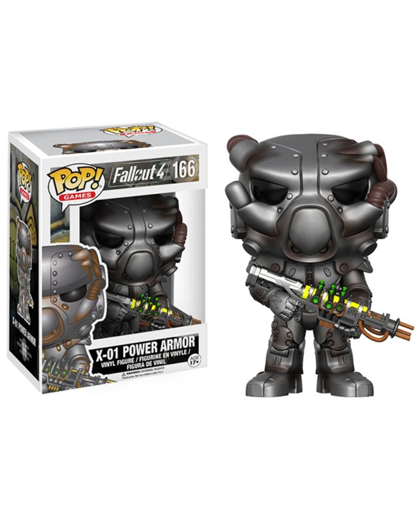 Фигурка Fallout 4 - X-01 Power Armor (POP! Vinyl)