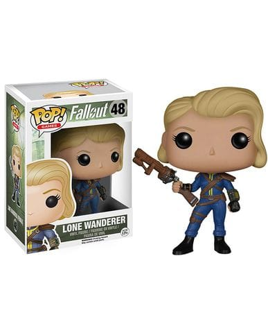 Фигурка Fallout - Lone Wanderer Female (POP! Vinyl)