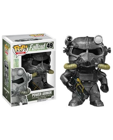 Фигурка Fallout - Power Armor (Funko POP! Vinyl)