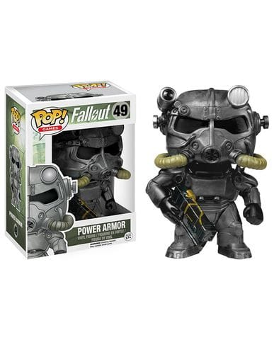Фигурка Fallout - Power Armor (Funko POP!)