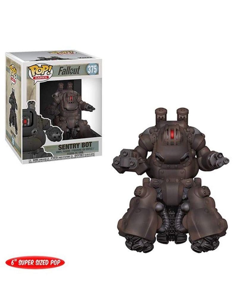 Фигурка Fallout - Sentry Bot (Funko POP!)