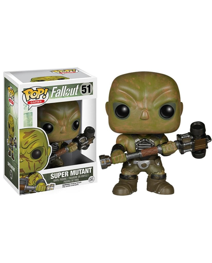 Фигурка Fallout - Super Mutant (Funko POP!)