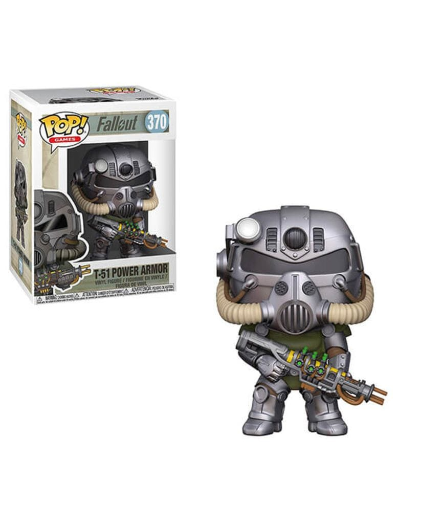 Фигурка Fallout - T-51 Power Armor (Funko POP!)