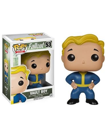 Фигурка Fallout - Vault Boy (POP! Vinyl)