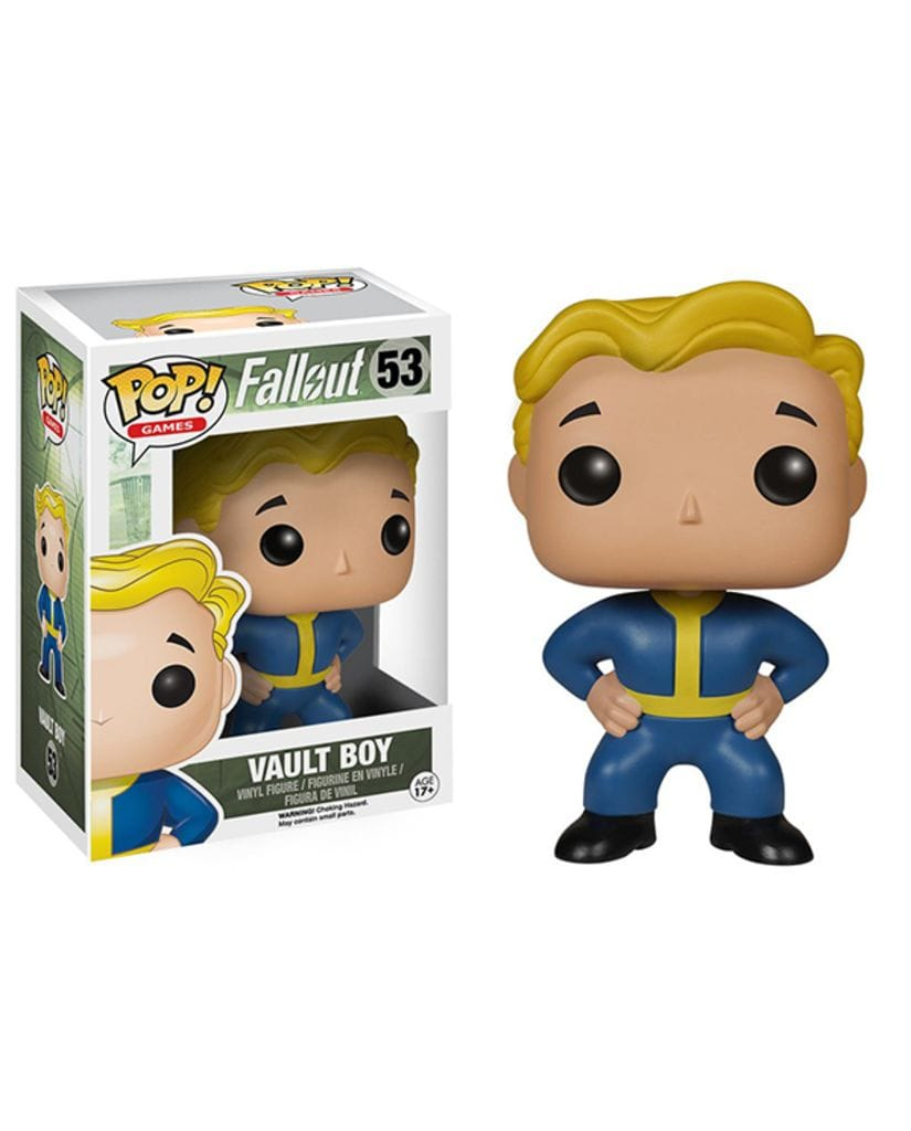 Фигурка Fallout - Vault Boy (Funko POP!)