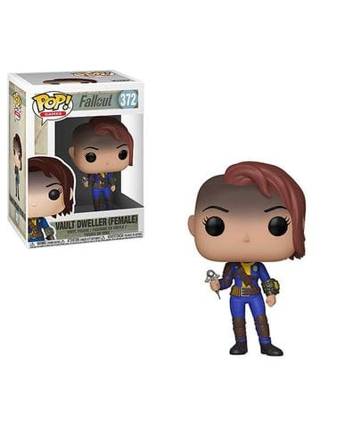Фигурка Fallout – Vault Dweller Female (Funko POP!)