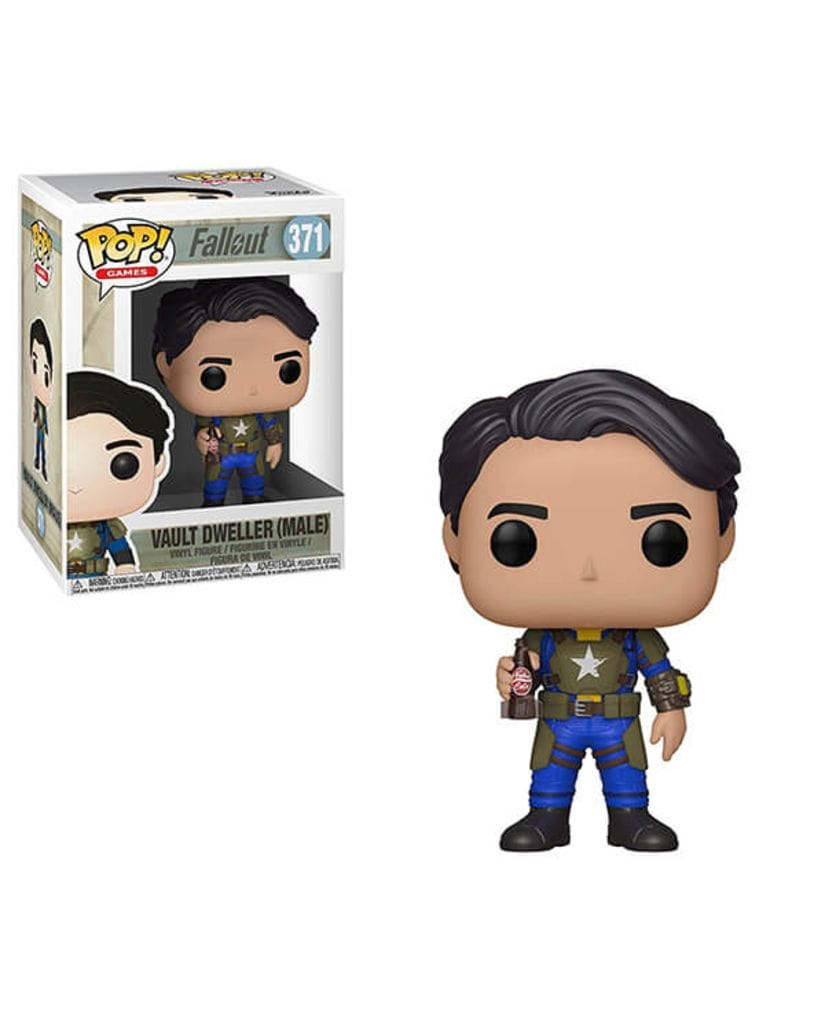 Фигурка Fallout - Vault Dweller Male (Funko POP!)