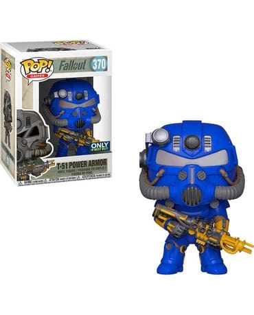 Фигурка Fallout - Vault Tec T-51 Power Armor (Funko POP!) [Exclusive]