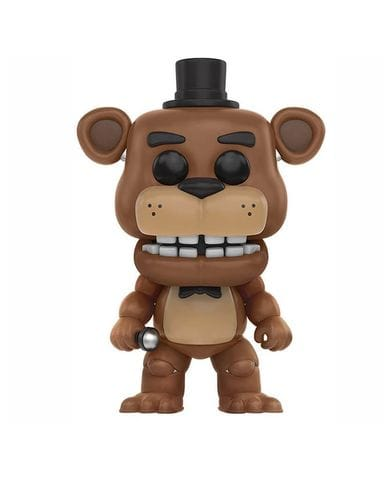 Фигурка Five Nights at Freddy's - Freddy (Funko POP!)