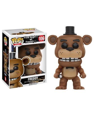 Фигурка Five Nights at Freddy's - Freddy (Funko POP!)