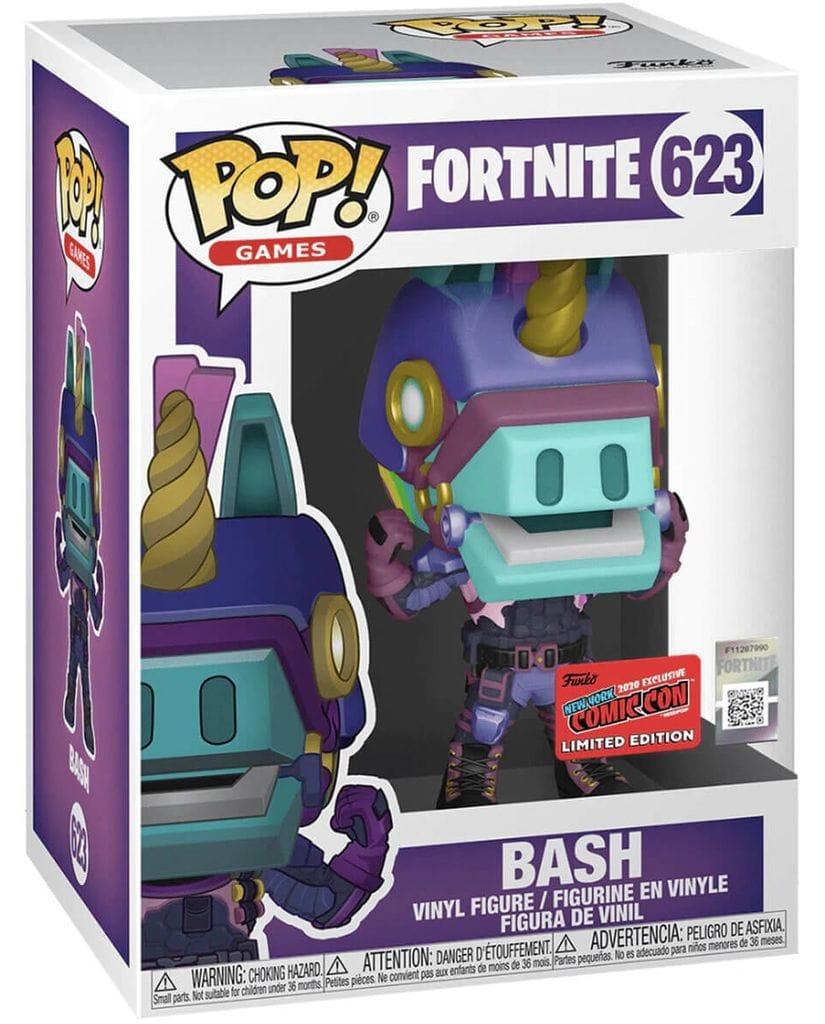 Фигурка Fortnite - Bash (Funko POP!) [Exclusive]