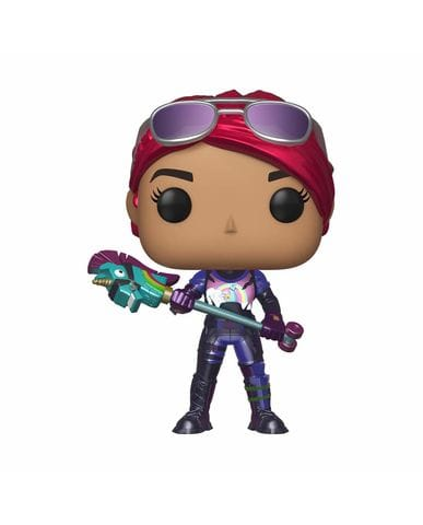 Фигурка Fortnite - Brite Bomber Metallic (Funko POP!) [Exclusive]