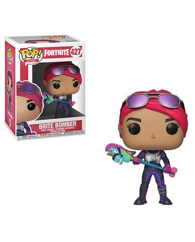 Фигурка Fortnite - Brite Bomber (Funko POP!)