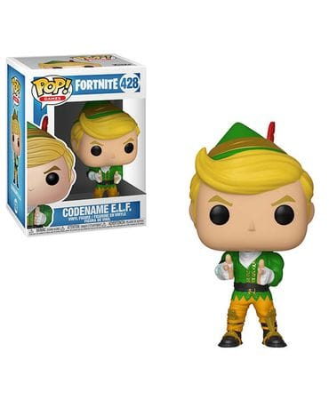 Фигурка Fortnite - Codename ELF (Funko POP!) [Exclusive]
