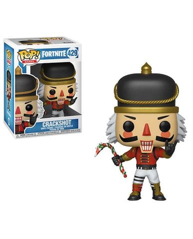 Фигурка Fortnite - Crackshot (Funko POP!) [Exclusive]