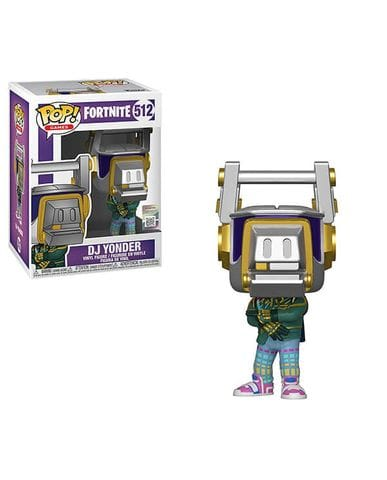 Фигурка Fortnite - DJ Yonder (Funko POP!)