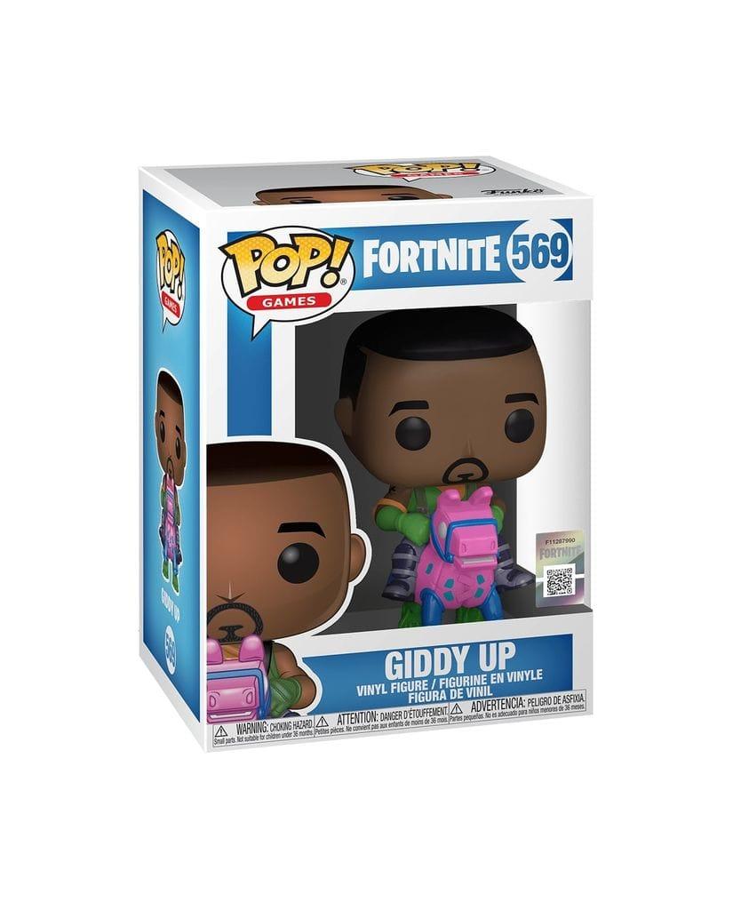 Фигурка Fortnite - Giddy Up (Funko POP!)