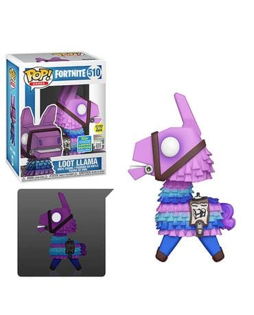 Фигурка Fortnite – Loot Llama Glow (Funko POP!) [Exclusive]