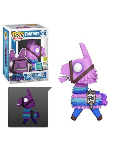 Фигурка Fortnite - Loot Llama Glow (Funko POP!) [Exclusive]