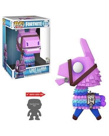 Фигурка Fortnite - Loot Llama Super Sized (Funko POP!)
