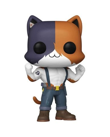 Фигурка Fortnite - Meowscles (Funko POP!)