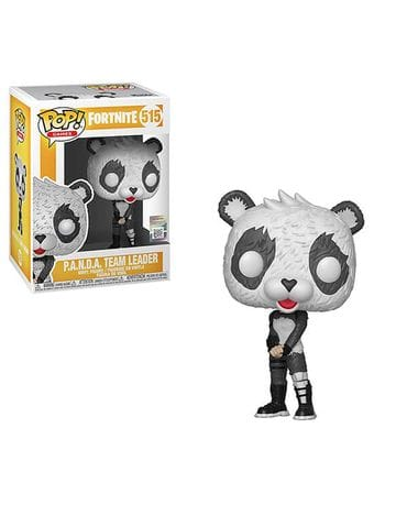 Фигурка Fortnite - PANDA Team Leader (Funko POP!)