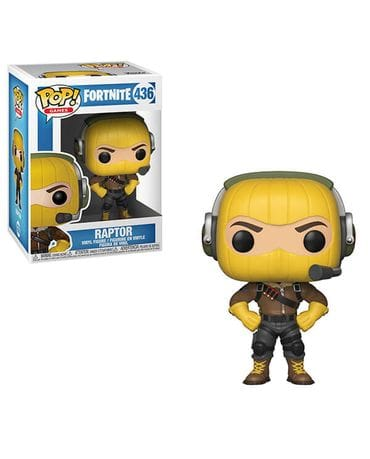 Фигурка Fortnite – Raptor (Funko POP!)
