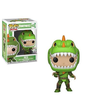 Фигурка Fortnite - Rex (Funko POP!)