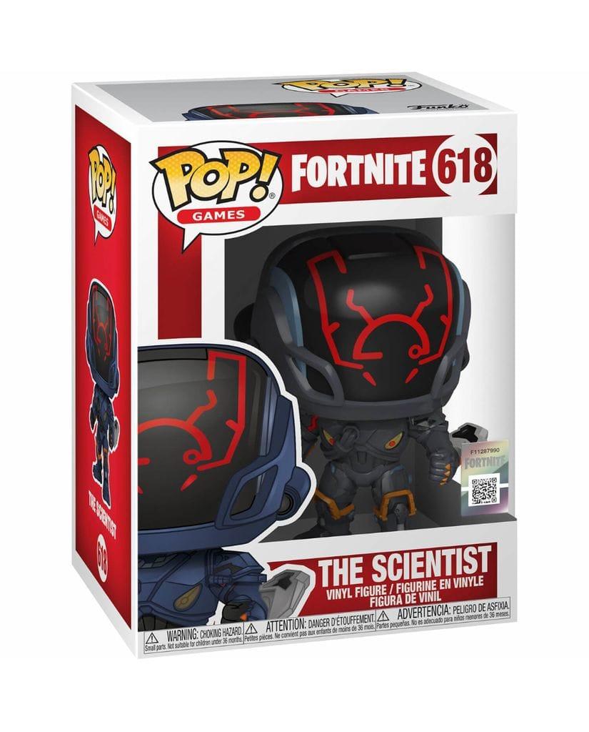 Фигурка Fortnite – The Scientist (Funko POP!)