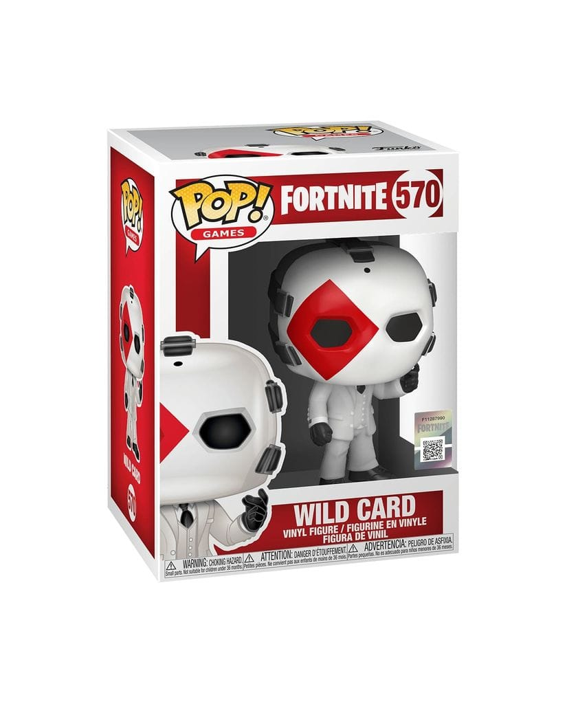 Фигурка Fortnite - Wild Card (Funko POP!)