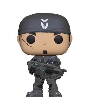 Фигурка Gears of War - Marcus Fenix New Pose (Funko POP!)