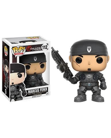Фигурка Gears of War - Marcus Fenix (Funko POP!)