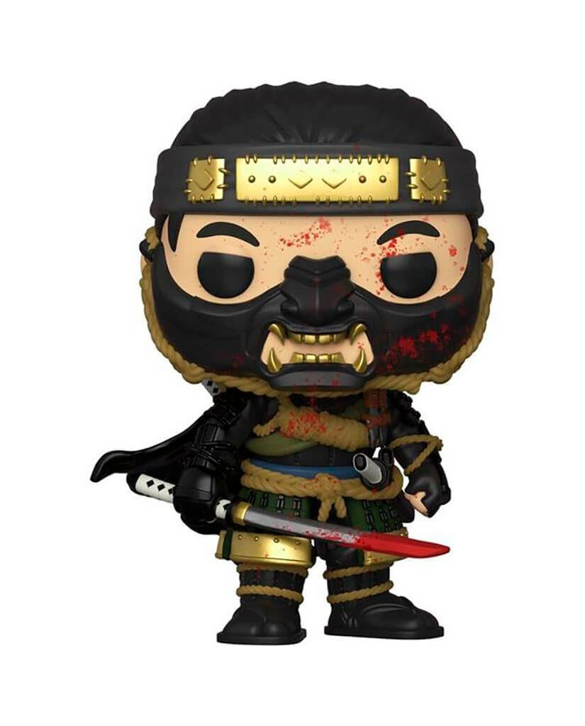 Фигурка Ghost of Tsushima - Jin Sakai Bloody (Funko POP!) [Exclusive]