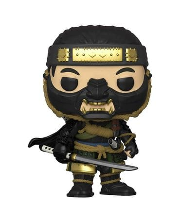 Фигурка Ghost of Tsushima - Jin Sakai (Funko POP!)