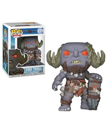 Фигурка God of War - Fire Troll (Funko POP!)