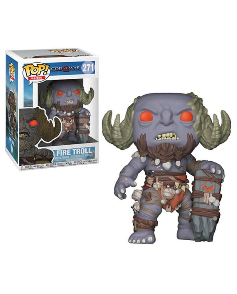 Фигурка God of War - Fire Troll (Funko POP!)