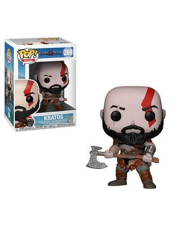 Фигурка God of War - Kratos with Axe (Funko POP! Vinyl)