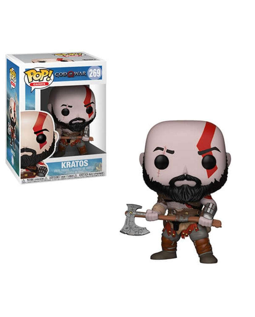 Фигурка God of War - Kratos with Axe (Funko POP!)