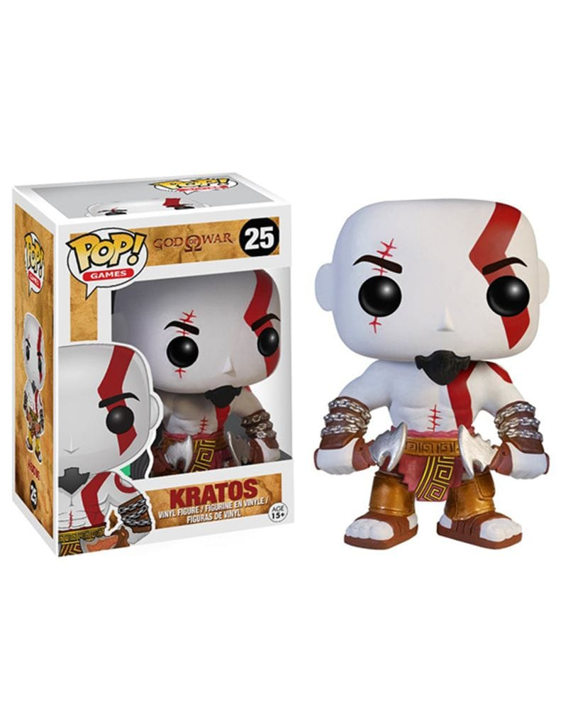 Фигурка God of War - Kratos (POP! Vinyl)
