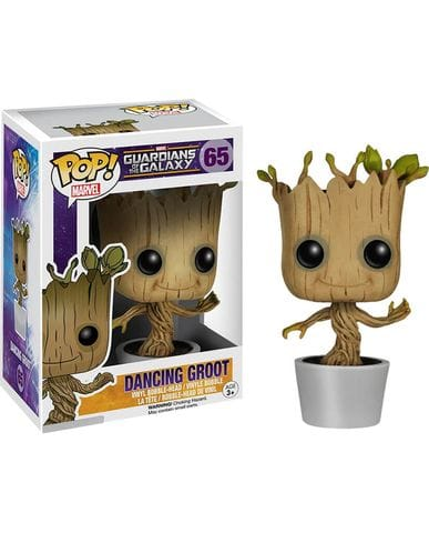 Фигурка Guardians of the Galaxy - Dancing Groot (Funko POP!)