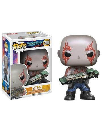 Фигурка Guardians of the Galaxy Vol. 2 - Drax (Funko POP!)