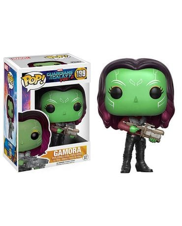 Фигурка Guardians of the Galaxy Vol. 2 - Gamora (Funko POP!)