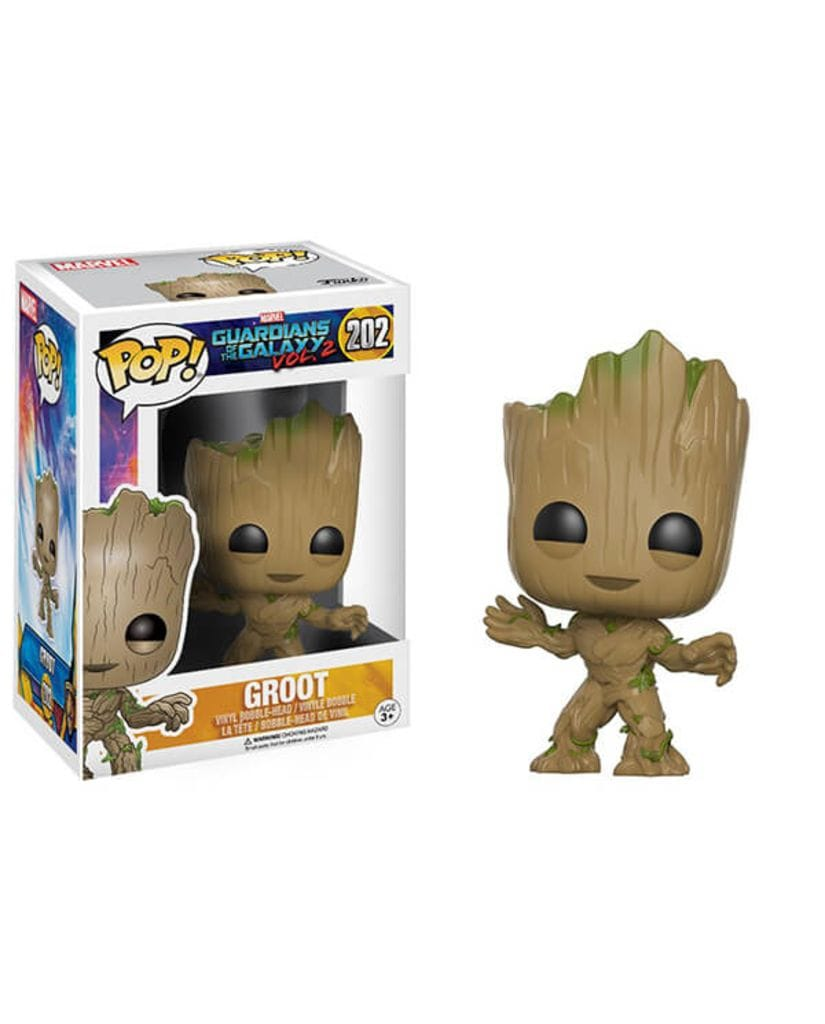 Фигурка Guardians of the Galaxy Vol. 2 - Groot (Funko POP!)
