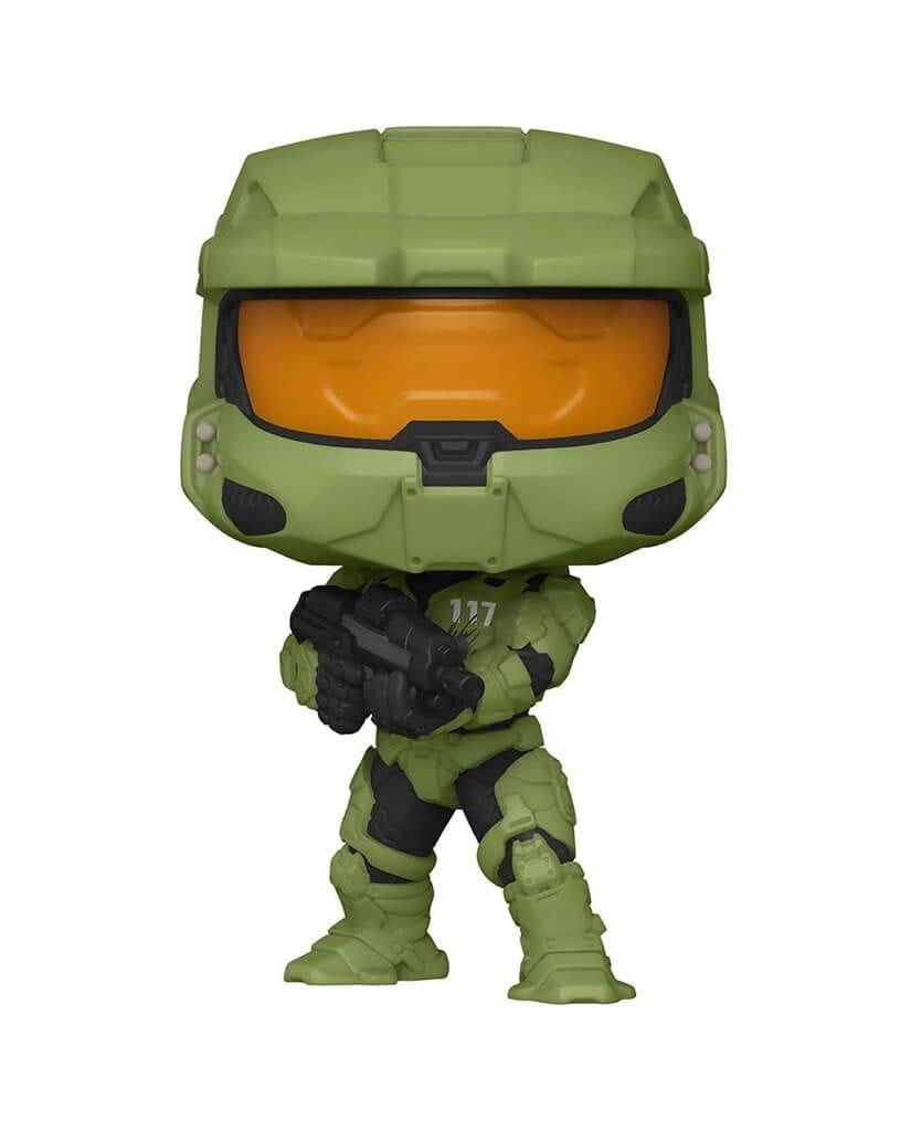 Фигурка Halo Infinite – Master Chief with MA40 Assault Rifle (Funko POP!)